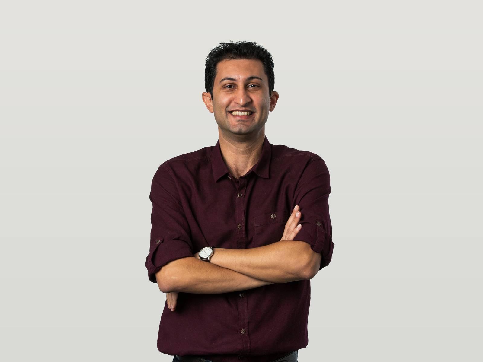 A profile image of Ali Haghnia