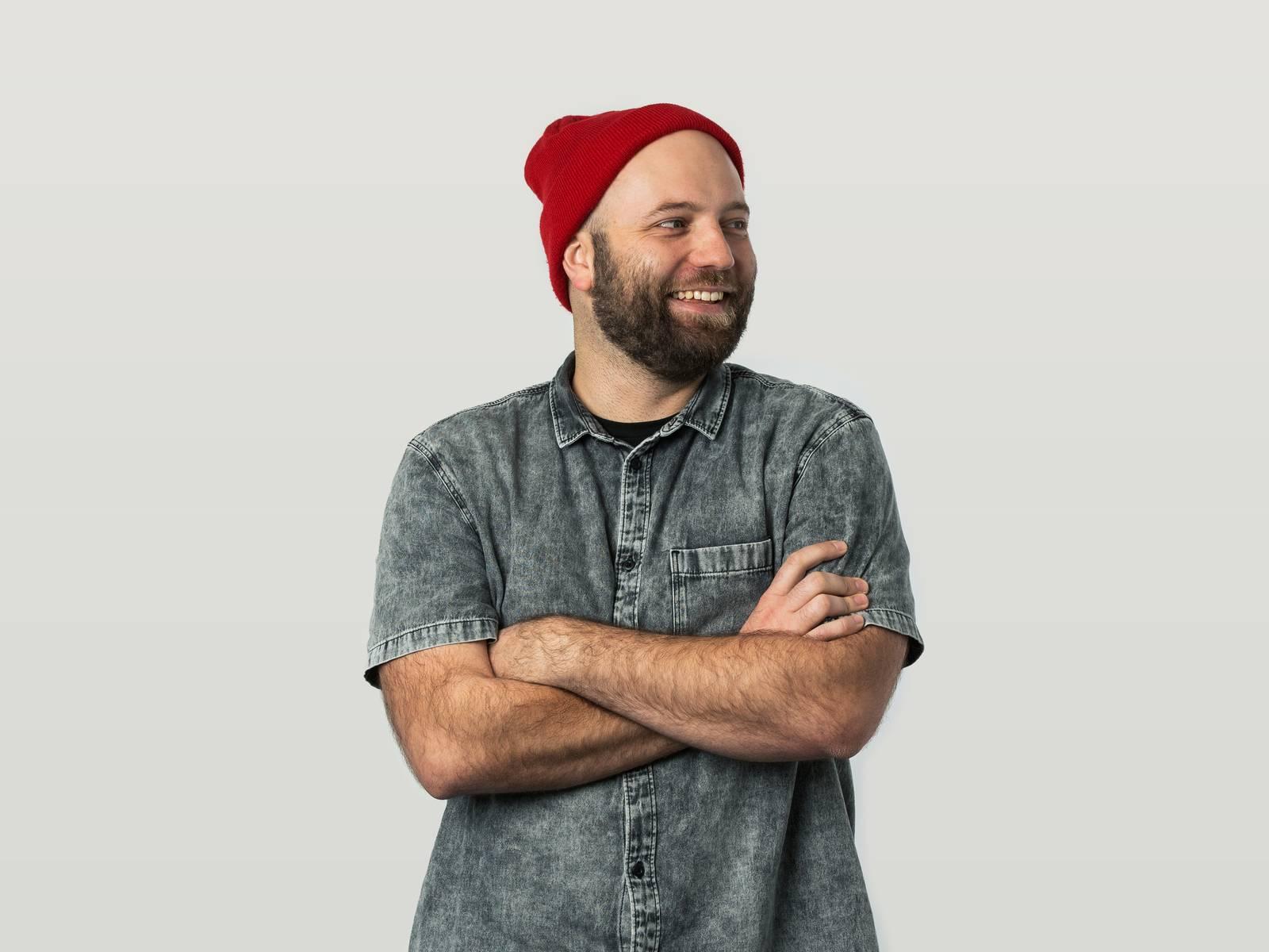 A profile image of Cameron Bourgeois