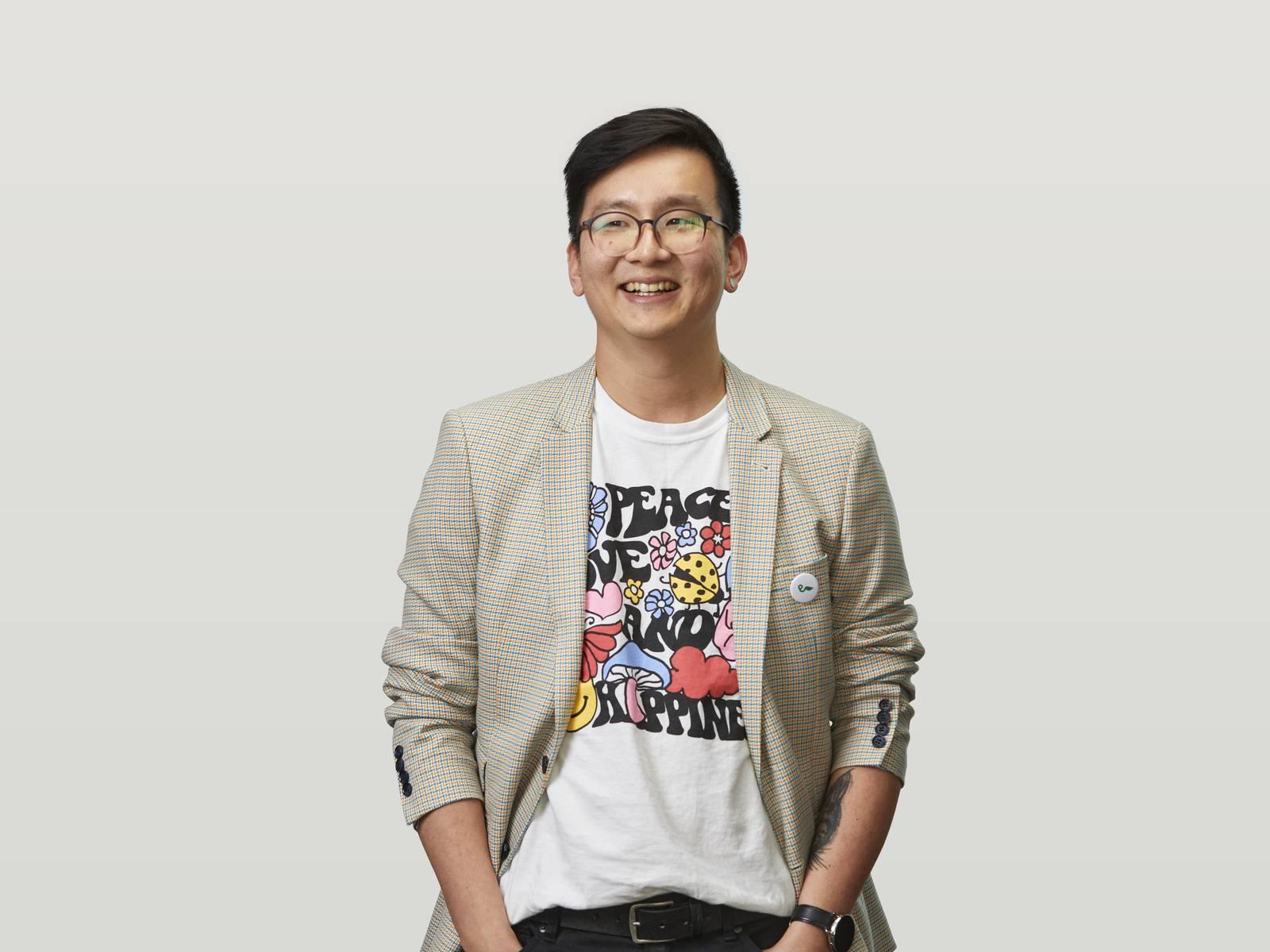 A profile image of Ern Wong