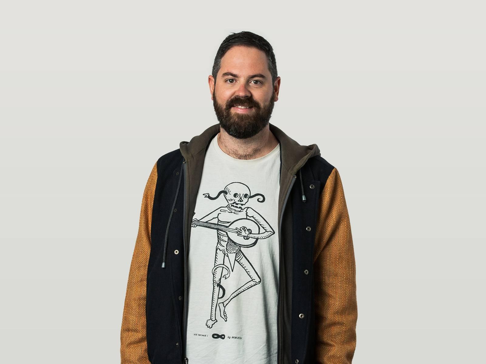 A profile image of Joe Garlick