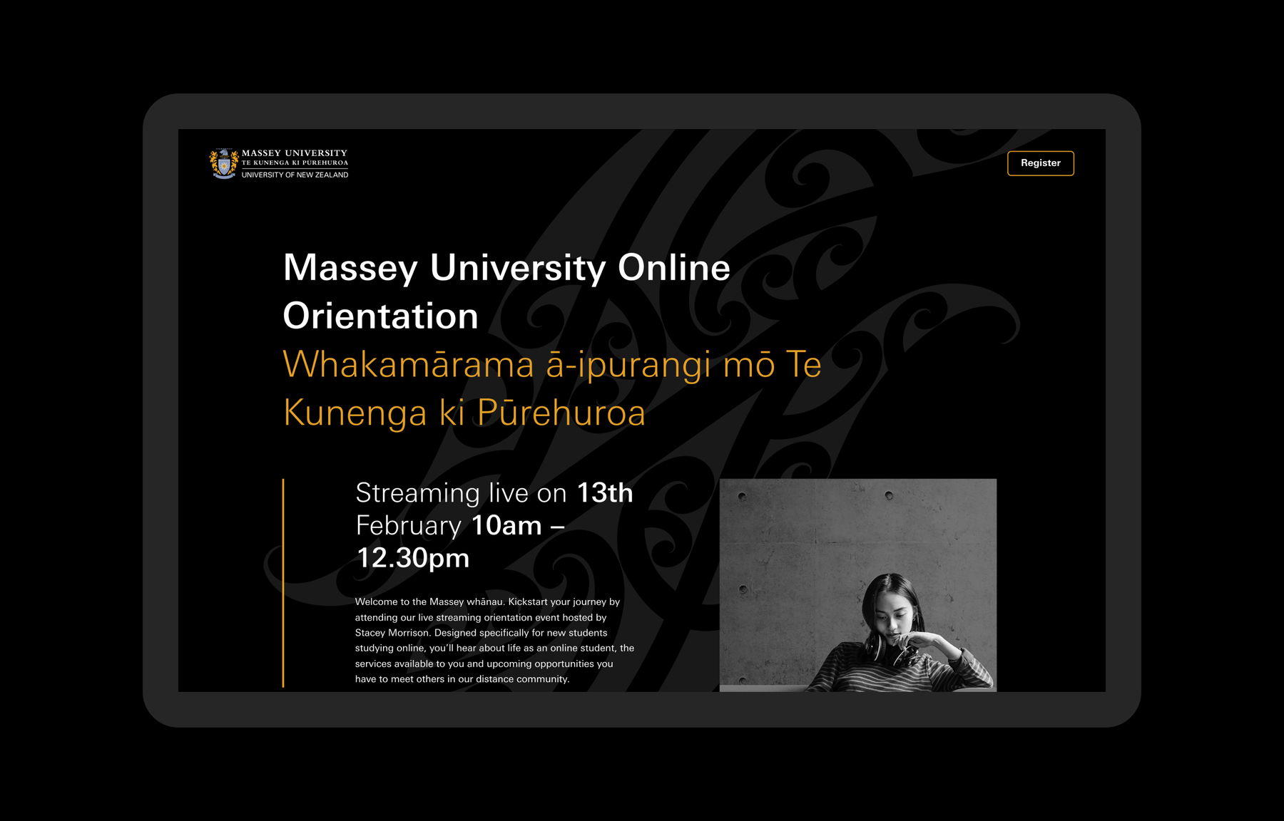 Massey Open Days homepage.png