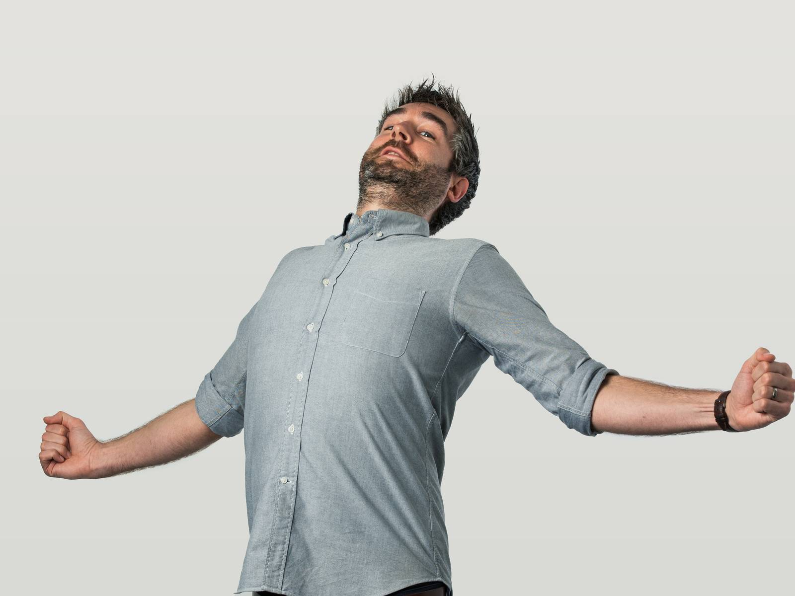 Matt stretching