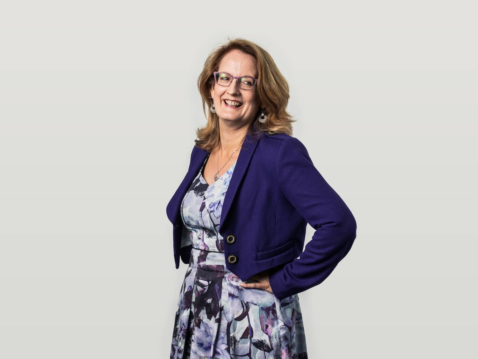 A profile image of Sharon Talbot