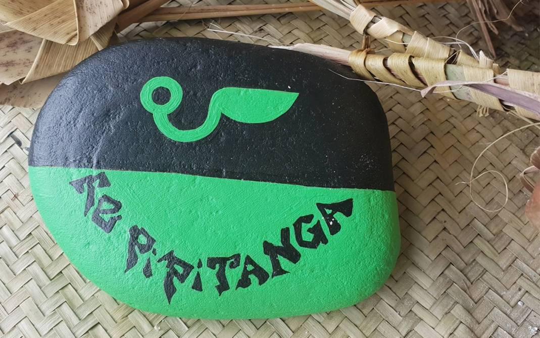 Te Pipītanga & our logo